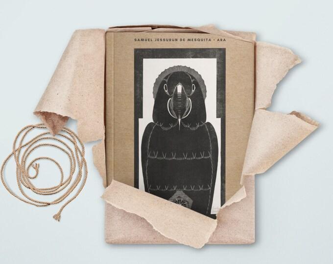 Samuel Jessurun de Mesquita: Ara, blank journal