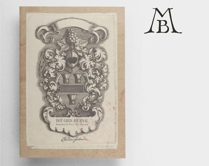 Medieval Classics: Michel le Blon, Grid Journaling III