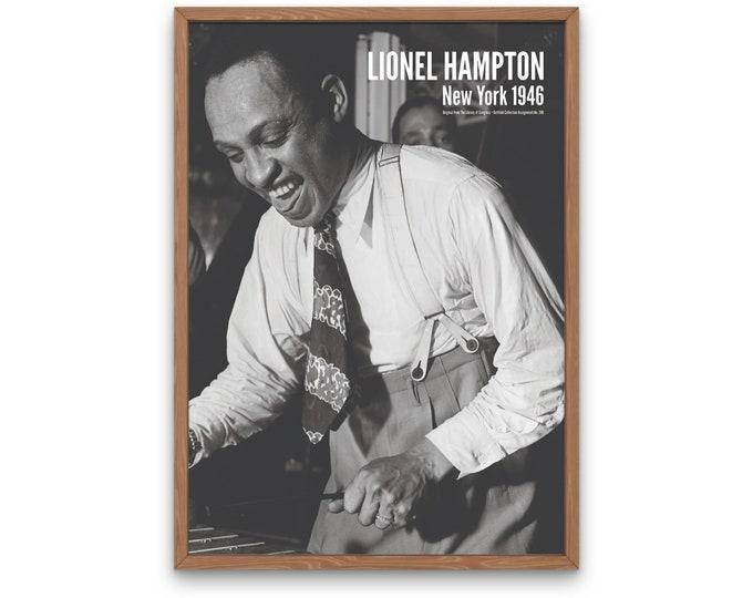Lionel Hampton, New York 1946