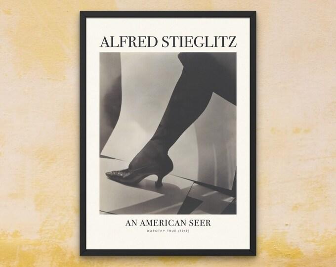 Alfred Stieglitz: Dorothy True | Vertical Print | Wall Art | Office Décor | An American Seer | Art Print | Photography as an Art Form