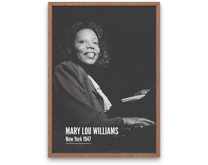Mary Lou Williams, New York 1947