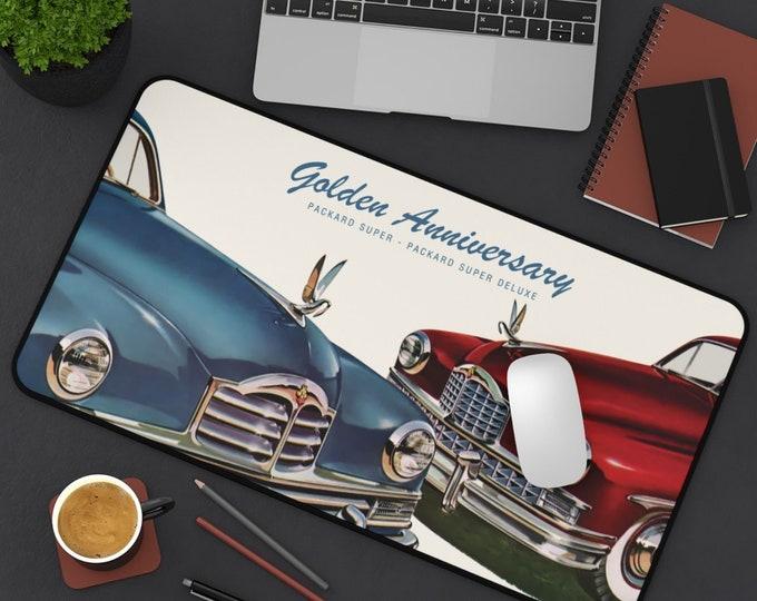 """1949 Packard """"Super"""" & """"Super Deluxe"""", Desk Mat"""