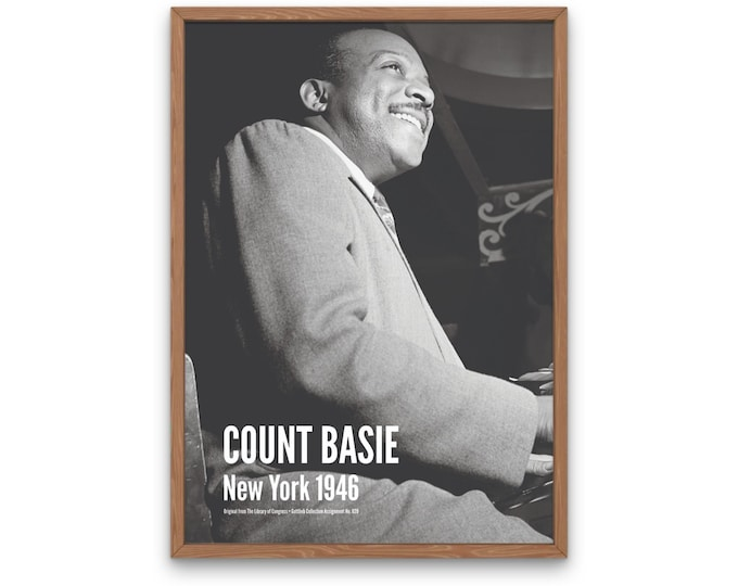 Count Basie, New York 1946