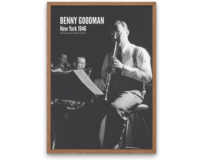 Benny Goodman, New York 1946