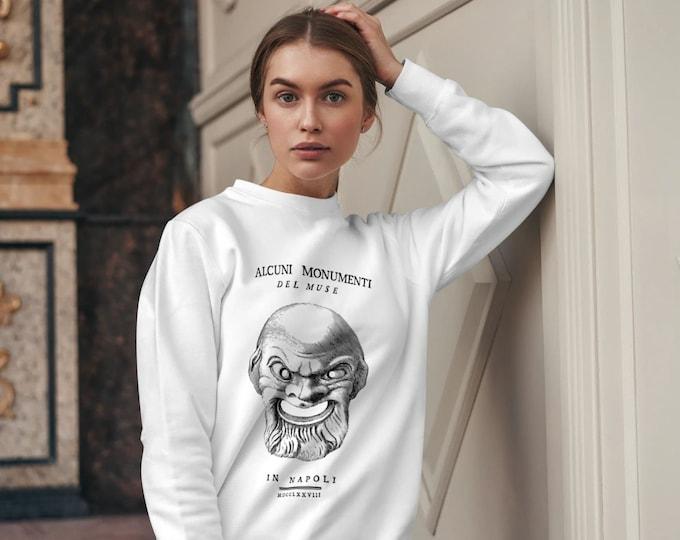 The face, Unisex Sweatshirt