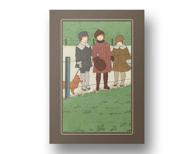 Where The Wild Things Are: Kids Room Art, Inspirational Nursery Decor, Printable Art