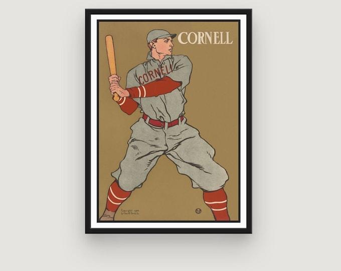 Cornell baseball player (1908)