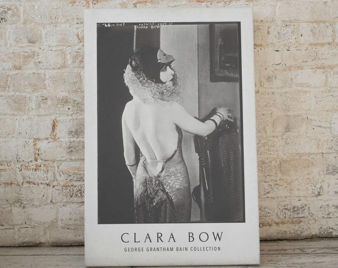 Clara Bow: Hollywood's forgotten silent movie stars
