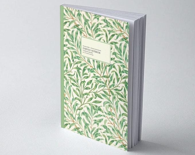 William Morris: Vintage Willow Bough | Dot grid journal | Dot grid paper | Bullet Journal | Morris and co | William Morris gifts