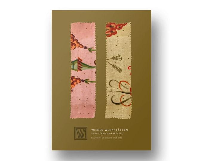 Chi-ki Design, Wiener Werkstätten, Printable Art