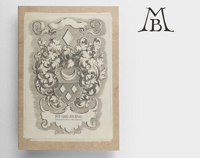 Medieval Classics: Michel le Blon, Grid Journaling V