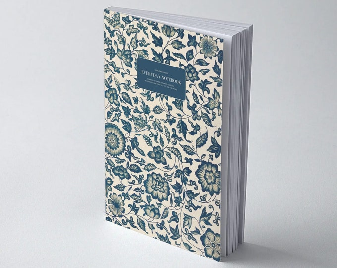 Owen Jones Classics: Examples of Chinese Ornament - Plate XXVI | Dot Grid | Bullet Journal | Floral Notebook | Travel Journal | Stationary