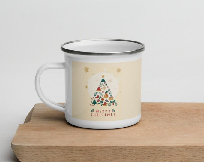 Merry Christmas Coffee Mug