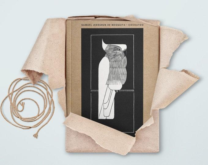 Samuel Jessurun de Mesquita: Cockatoo, blank journal