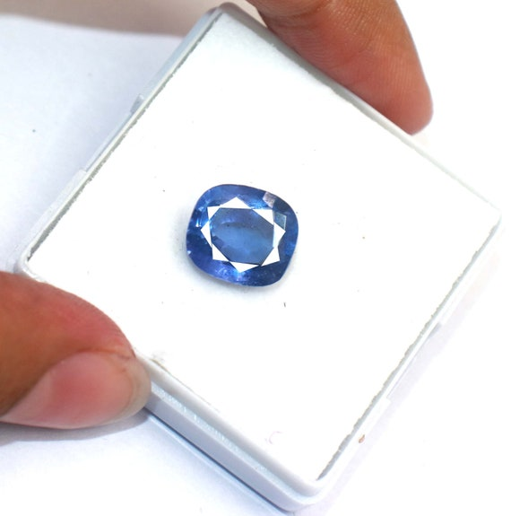 Details about  /Certified Natural Calibrated Blue Sapphire 3x3 mm Tanznite Gemstone