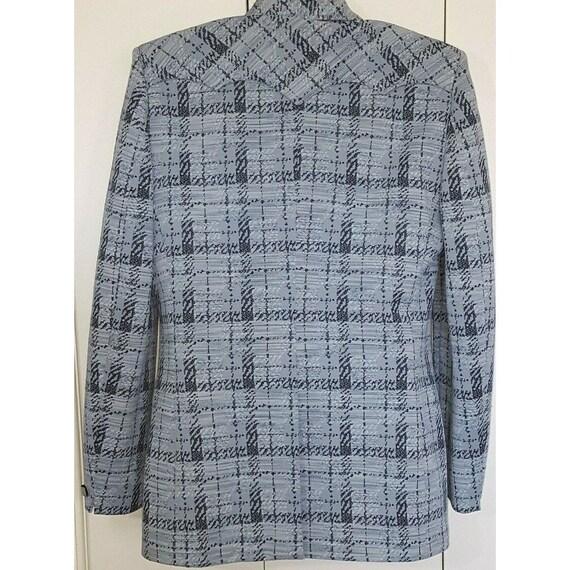 Lasso Western Blazer Sport Coat Vintage Suit Jack… - image 3