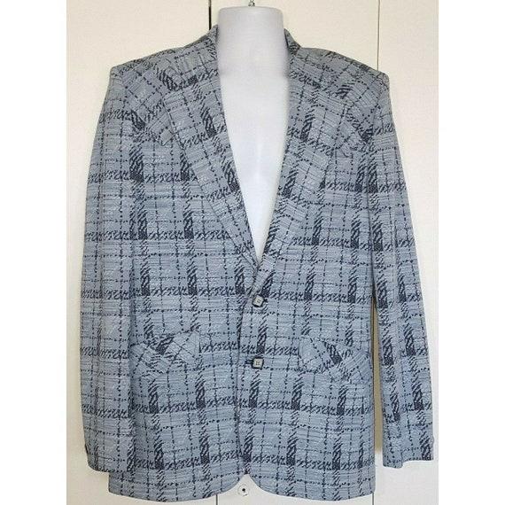 Lasso Western Blazer Sport Coat Vintage Suit Jack… - image 2