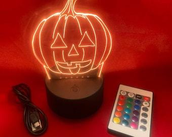 Jack O Lantern LED Light