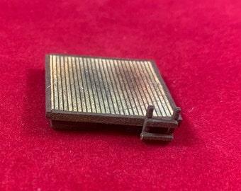 HO Scale Laser Cut Swim Platform