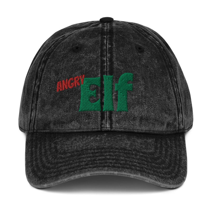 Angry Elf hat | Christmas gifts for your ex | Beanstalk Mums