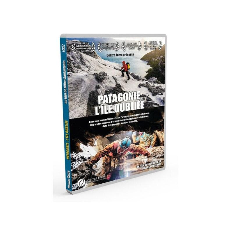 DVD  Patagonie : l'île oubliée image 0