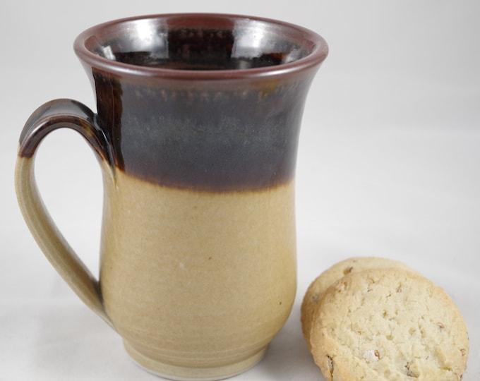 Small cup Butterscotch glaze