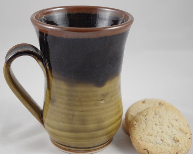 Small cup Gloss Moss glaze