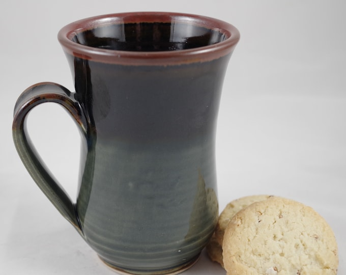 Small cup Misty Blue glaze