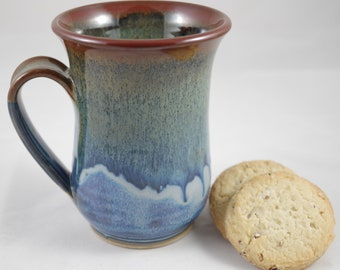 Small cup Blue Moon glaze