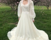 70 39 s Boho Wedding Dress