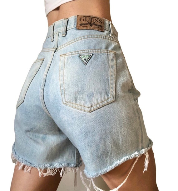 Guess by Marciano jean shorts