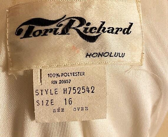 Mod TORI RICHARD Dress,Hawaiian Print Maxi Dress,… - image 7