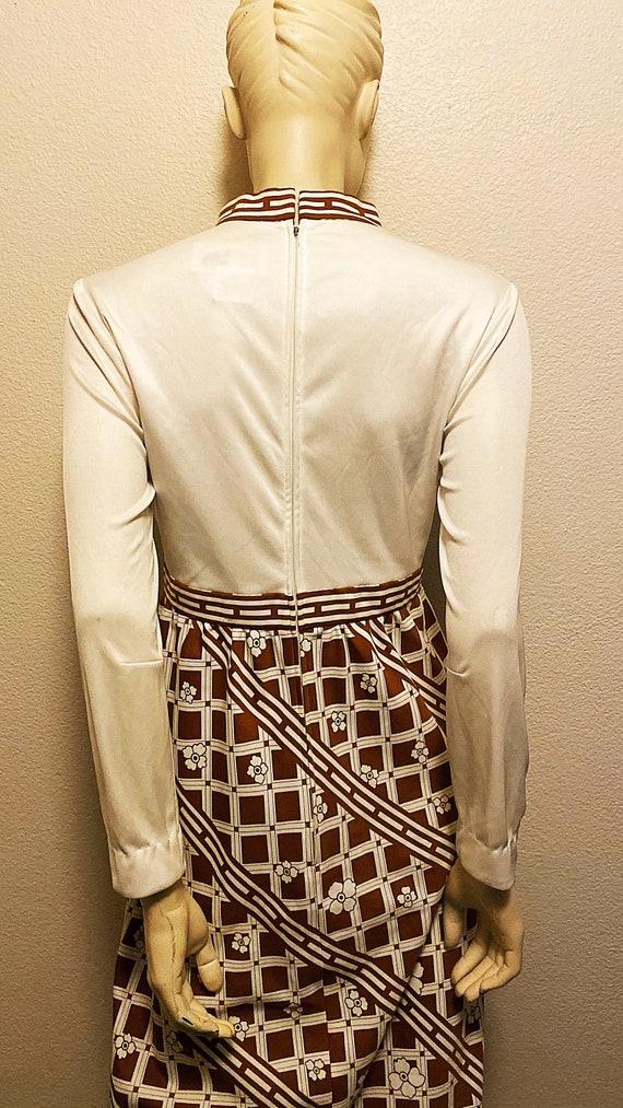Mod TORI RICHARD Dress,Hawaiian Print Maxi Dress,… - image 6