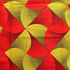 100/% Wax Cotton African African Print Fabric For Dressmaking Sold by the yard Ankara  Wax Print Fabric Crafting /& Upholstery Apparel