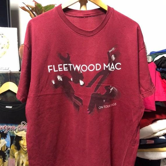 Vintage Fleetwood Mac T-Shirt size XL