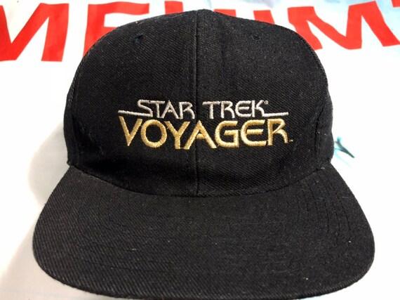 Vintage 1995 Star Trek Voyager Movie Hat size ADJ