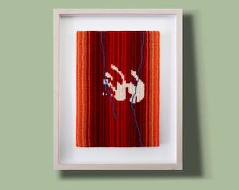 Tapestry 'Self' (Original piece)