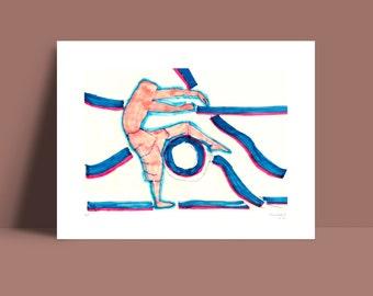 Artwork 'Studio Affair #3 - Do not stop'