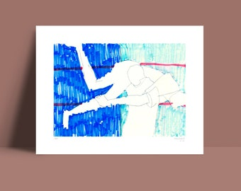 Artwork 'Studio Affair #2 - Hold me'