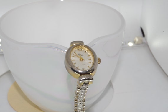 Vintage Vanderbilt Watch By Gloria Vanderbilt