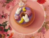 Moonlight Dreams Donut Necklace MADE TO ORDER