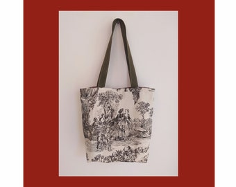 REVERSIBLE BAGS FOREST