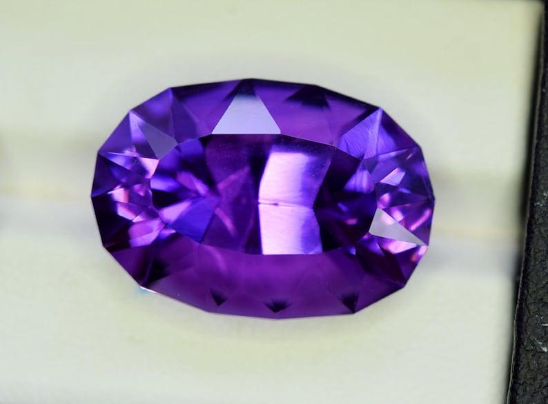 Amethyst 23.45 Cts Natural Top Color /& Cut Amethyst Gemstones