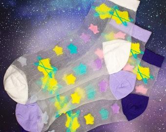 Star Socks 3-pack