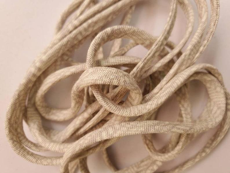 5-20 yards spaghetti cord