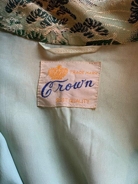 Vintage Chinese Robe/Kimono Jacket Antique - image 4
