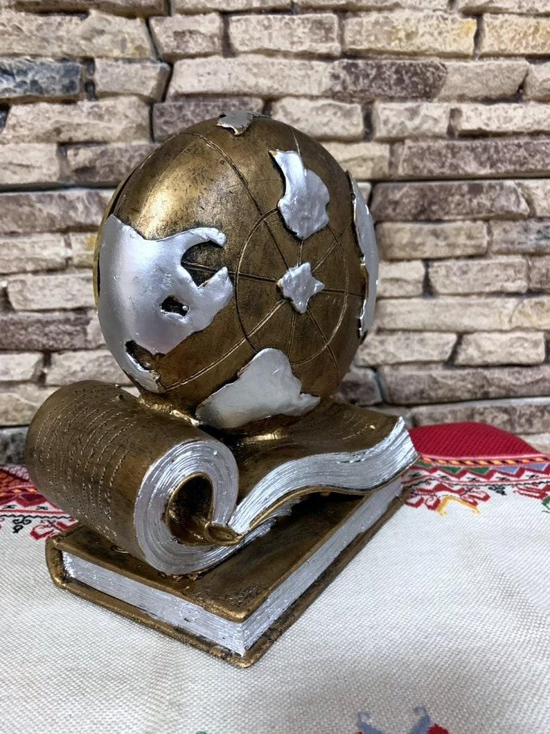 CLOCK vintage, vintage LOOK, Bel article, cadeau parfait, VRAIMENT accrocheur, type bulgare de souvenir, Décoration à la maison