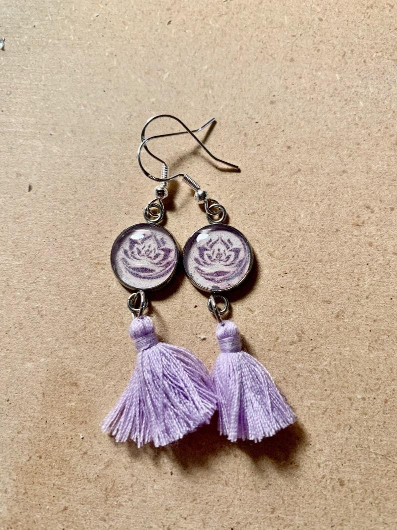 MDZS Jiang Sect Inspired Earrings