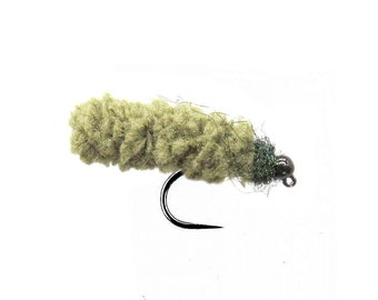 PURPLE Wotsit mop fly tying tails 20 per pack.numerous colours available instore