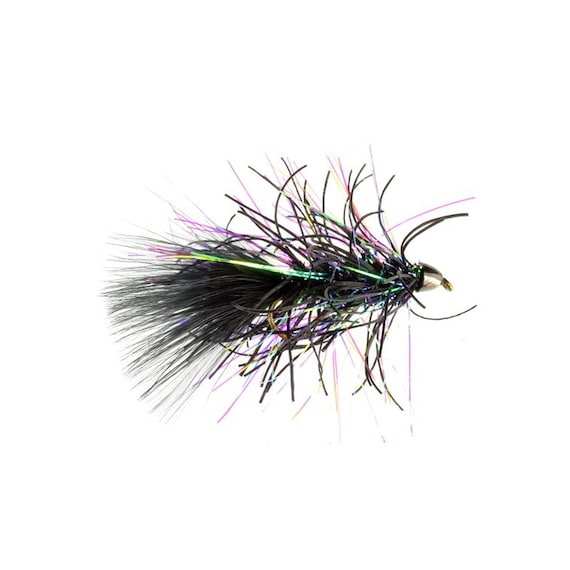 Streamers Wiggle Flashabugga Streamer Fly Fishing Trout Streamers for Your Fly Box